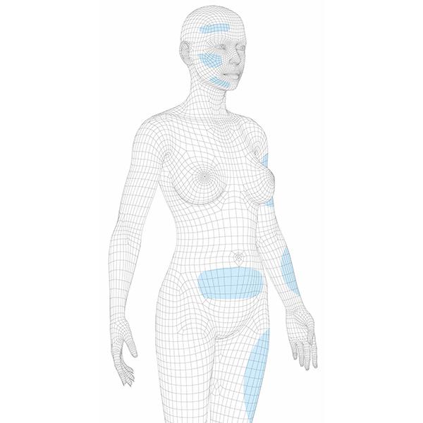 Body Scanning treatment at 3d lipo leamington