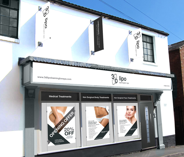 about 3d lipo leamington spa