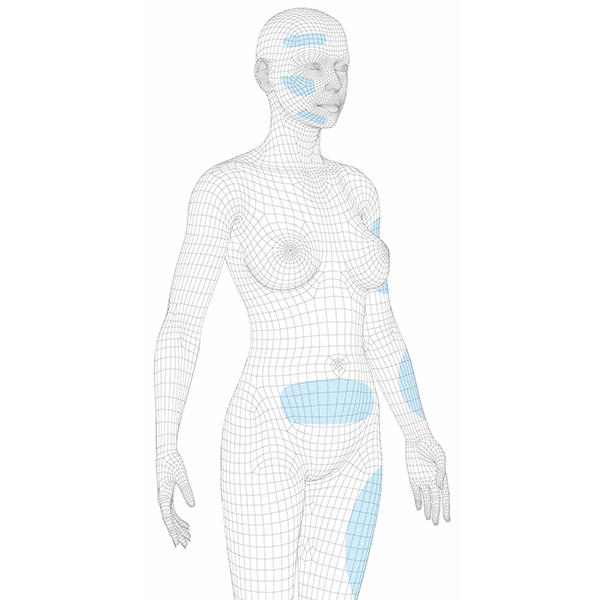 Fit3D Body Scanning at 3D-lipo Leamington Spa treatment at 3d lipo leamington