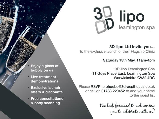 3D Lipo | Fat freezing Launch Event